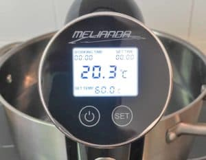 MELIANDA MA-18100 Display